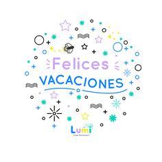 Felices vacaciones Santa Ana, Montessori, Happy, School Holidays, Room Girls, Notes, School