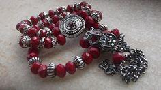 #pulseira #vermelha
