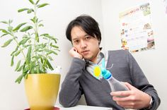 Mr.Yamashita https://www.facebook.com/herbsdiary