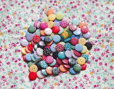 Polka.Button's! So pretty...