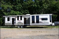 Used 2011 #Forest_river Cherokee #Park_model in Richmond @ http://www.uniquervtrader.com