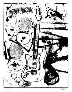 My Operation Ivy Guitar (Black & White Edition), Archive