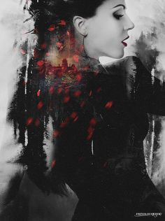 OUaT 30 day challenge day 13: do you want the Evil Queen to have her happy ending?: Yes. I think she's really trying to be a better person and move on from revenge. Plus, she had Cora as a mother, so she deserves something.