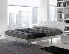 #bed #grey #кровать Presotto NN04, NN04
