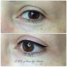 Permanent eyeliner. | Yelp