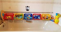 Bathroom Toy Organisation