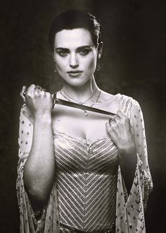"""Morgana """"What if magic isn't something you choose? What if it chooses you?"""""""