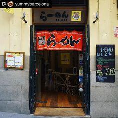 Muchas gracias por el post! #Repost @yummybarcelona  Hemos estado por #Madrid  visitando el Restaurante Ramen Kagura . Uno de los mejores sitios para probar  los fideos Ramen  justo al lado de la Puerta del Sol  Super yummy !!! http://ift.tt/1MItTMn  #ramenkagura