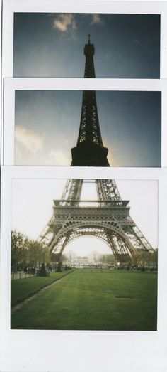 Now that I have a Polaroid, I can take it to France with me, whenever that happens...
