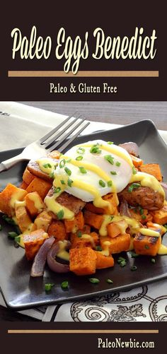 Serve an amazing Eggs Benedict brunch with layers of incredible flavors – topped with an awesome hollandaise sauce. Check it out...this one's easier than you think!