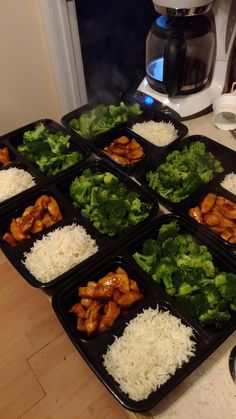 Easy Healthy Meal Prep, Easy Healthy Recipes, Healthy Snacks, Healthy Eating, Clean Eating, Healthy Drinks, Meal Prep Plans, Lunch Meal Prep, Sunday Meal Prep