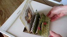 How to make an Easel card with two Mini Easel add ons...