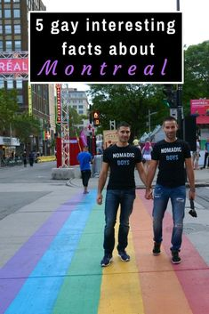 5 interesting gay facts about Montreal