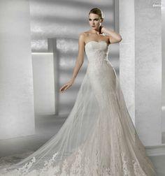 Una novia diferente: La Sposa: colección 2012 para novias románticas y originales de 2013