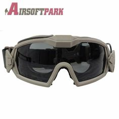 Tactical Goggles With Regulator Fan Safety Eye Protection For Airsoft Paintball Skiing Extreme Sports Combat Games Protective Glasses Eyewear - 2 Colors Airsoft Goggles, Airsoft Gear, Tactical Gear, Eye Protection Glasses, Fast Helmet, Paintball Gear, Most Popular Sports, Tactical Clothing, Extreme Sports