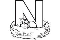 1000 images about n on pinterest nests letter n and narwhals. Black Bedroom Furniture Sets. Home Design Ideas
