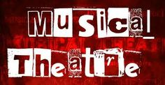 musical theatre - Google Search