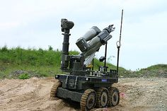 CUTLASS Next Generation Unmanned Ground Vehicle