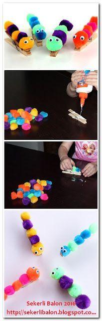 Şekerli Balon: Tirtil Yapalim