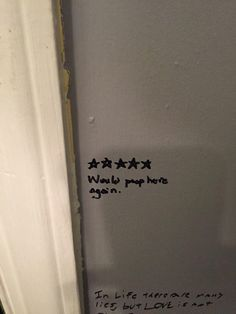 Public Bathroom's Review