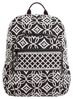 Backpack by whitneyricks on Polyvore featuring polyvore, fashion, style, Vera Bradley and clothing
