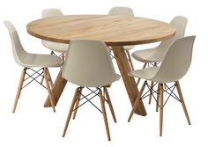 Marseille  Dining Table - 140cm, Home Furniture - Tables - Dining Tables