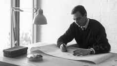 """Poul Kjaerholm is a man whose modern, functional approach keeps all extravagant tendencies under control."" Gerrit Rietveld"
