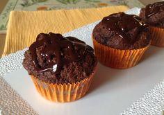VÍKENDOVÉ PEČENÍ: Čokoládové muffiny
