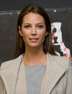 The gorgeous mom, philanthropist and model Christy Turlington Burns is our guest speaker at our annual Hoopla conference this year. We can't wait to hear from her on-stage!