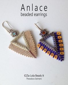 My patterns are designed especially for Beginners, containing step by step clear computer diagrams and detailed instructions, can be easily followed to create your own jewelry. You just need to know the basic stitches mentioned below, no special beading skills needed. This is a