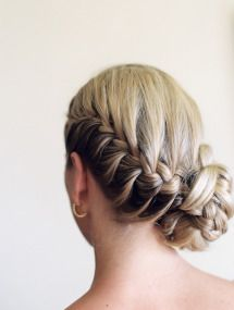 Braided Hairstyle | On SMP | Photo: Wendy Laurel
