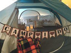 "Camping theme bridal shower""Camp I Do""                                                                                                                                                                                 More"