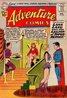 Legion of Super-Heroes....Action Genre &  Preferred reading! During the mid 1960's, my allowance was $.10 a week. I wondered what it would be like to have a Legionaire's Super Power...