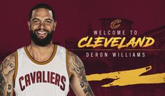 Cavs Sign Deron Williams http://www.nba.com/cavaliers/releases/deron-williams-signing-170227