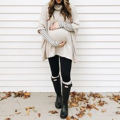 015c0029da Fall Winter Maternity  How to Dress when Pregnant. You can still look  stylish