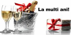 Click pentru a alege felicitarea potrivita! Pint Glass, Champagne, Birthdays, Happy Birthday, Tableware, Animals, Flowers, Anniversaries, Happy Brithday