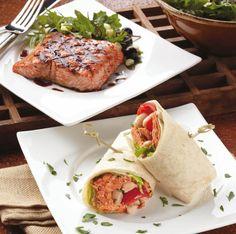 Grilled Wild Alaska Sockeye Salmon | Simply Delicious: The Costco Way ...