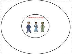veterans day circle map