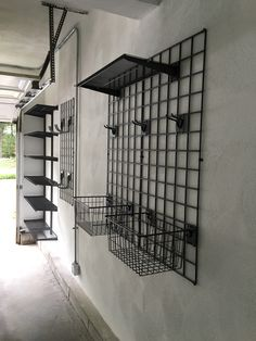 All adjustable and can be customized to fit your needs! Garage Systems, Decor, Home Decor, Stairs