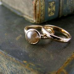 Indian Rose Cut Diamond Ring with Rose Gold Band Bespoke Jewellery, Contemporary Jewellery, Commitment Rings, Unusual Engagement Rings, Conflict Free Diamonds, Rose Cut Diamond, Silver Rings, Jewelry Design, Rose Gold