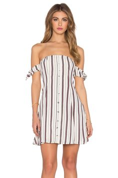 Privacy Please Amboy Dress in Papyrus