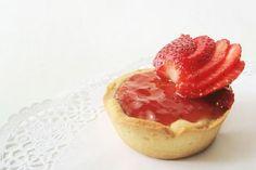 Receta de Tartaleta de fresas