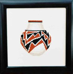 Acoma Polychrome Jar
