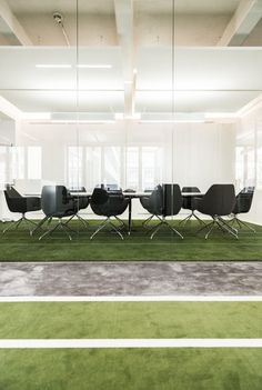 Inside One Football Office-2