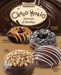 Resultado de imagen para donas de chocolate