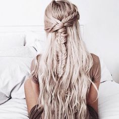 Imagen de hair, hairstyle, and style