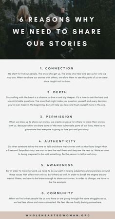 6 Reasons Why We Need To Share Our Stories — molly ho studio Book Writing Tips, Writing Prompts, Le Web, Life Advice, Female Empowerment, Writing Inspiration, Creative Writing, Self Improvement, Self Help
