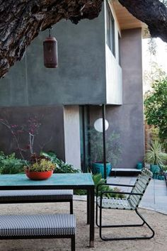 Our Q&A with Judy Kameon about how she gets the party started in her quarter-acre garden, in Los Angeles. Plus: Our guide to recreating her garden's style at home.