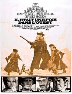 Il était une fois dans l'Ouest - Film (1968) - SensCritique