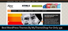 25+ Best WordPress Themes By MyThemeShop For Only 35$
